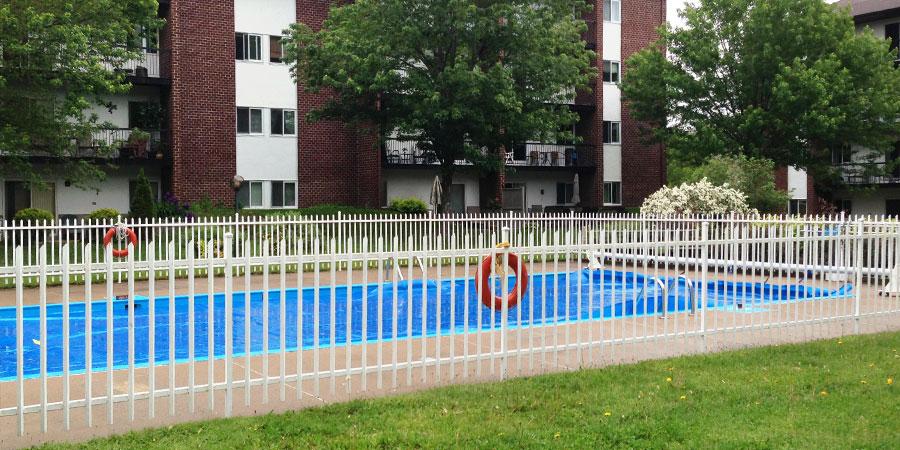 Condominium complex in Québec City 2