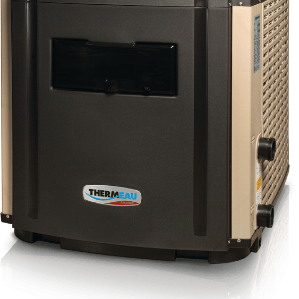Thermeau Prestige Model pool heat pump
