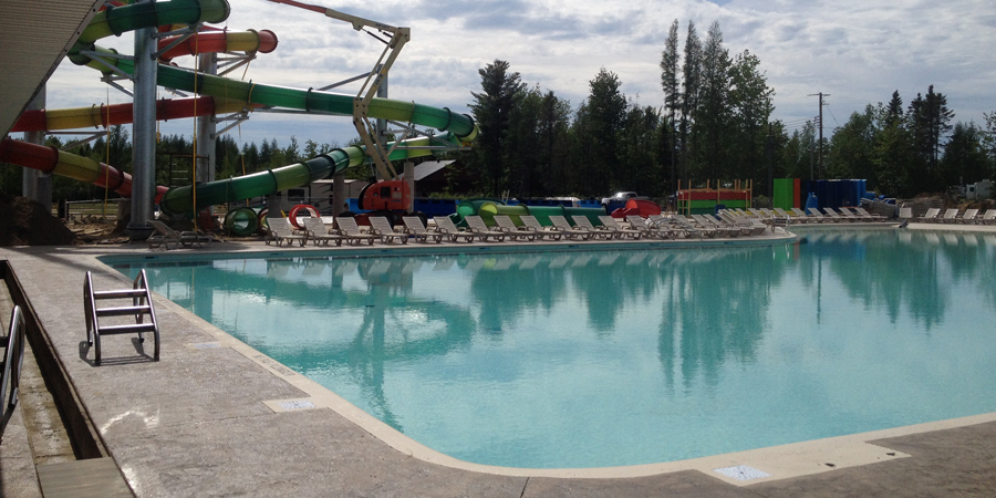 Camping Lac Georges, Val-Alain