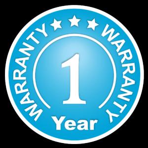 Warranty - 1 Year