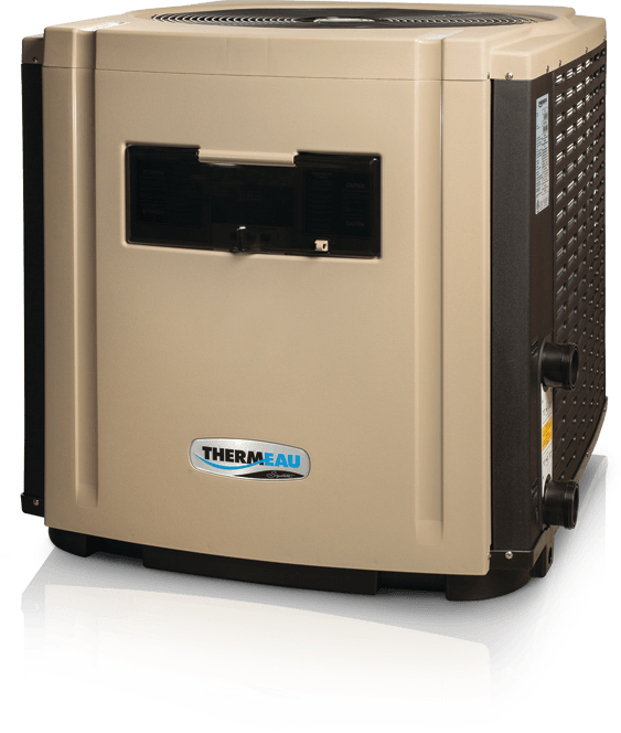 Signature Model - Thermeau pool heat pumps